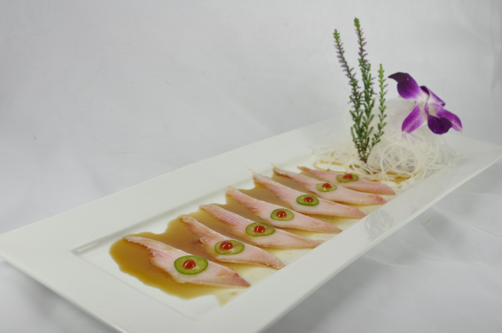 Yellowtail Jalapeno App