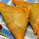 Curry Samosa